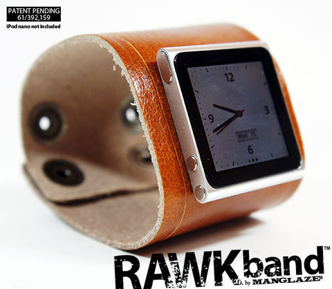 RAWKband Watchband for iPod nano