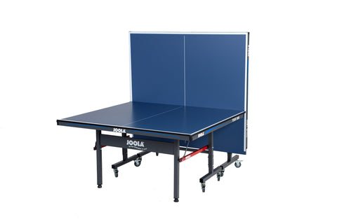 JOOLA Tour 1800 Indoor Table Tennis Table with Net Set (18mm Thick)
