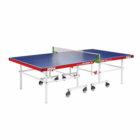Image of JOOLA Outdoor TR Table Tennis Table with Weatherproof Net Set