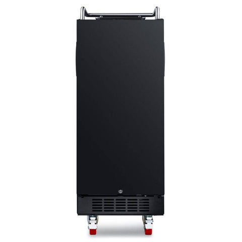 Image of 15 Inch Wide Kegerator Conversion Refrigerator with Forced Air Refrigeration
