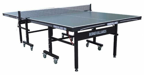 Image of Berner Billiards 1800 Table Tennis Table