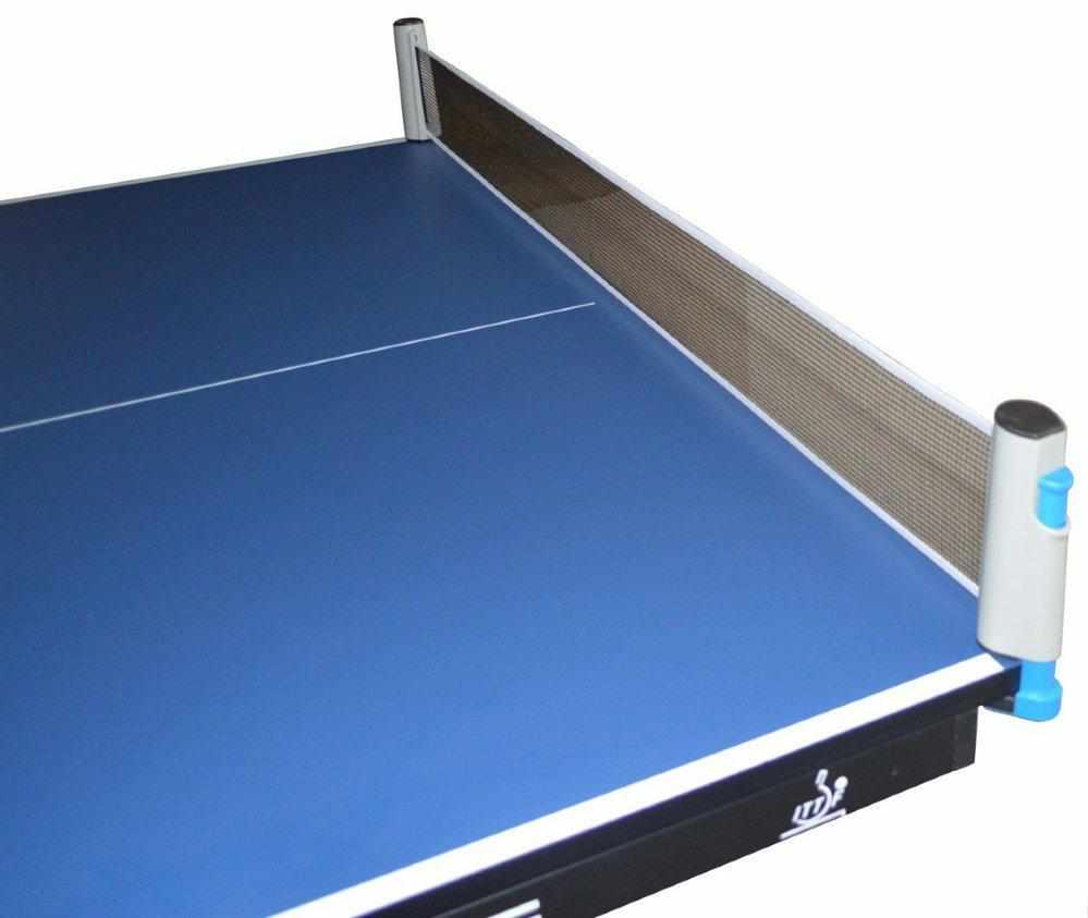 Telescopic Table Tennis Net & Post Kit