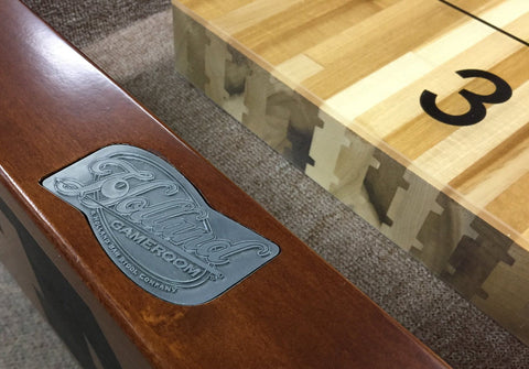 Image of Auburn 12' Shuffleboard Table