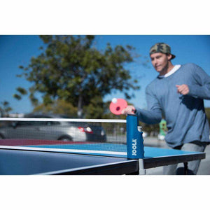 JOOLA Retractable Portable Table Tennis Net (Adjustable Length)
