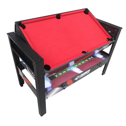 4-in-1 Swivel Game Table