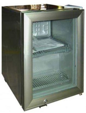 12-Can Countertop Beverage Display Cooler