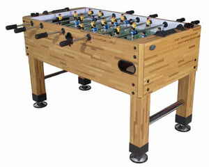 2 in 1 Foosball & Coffee Table in Black