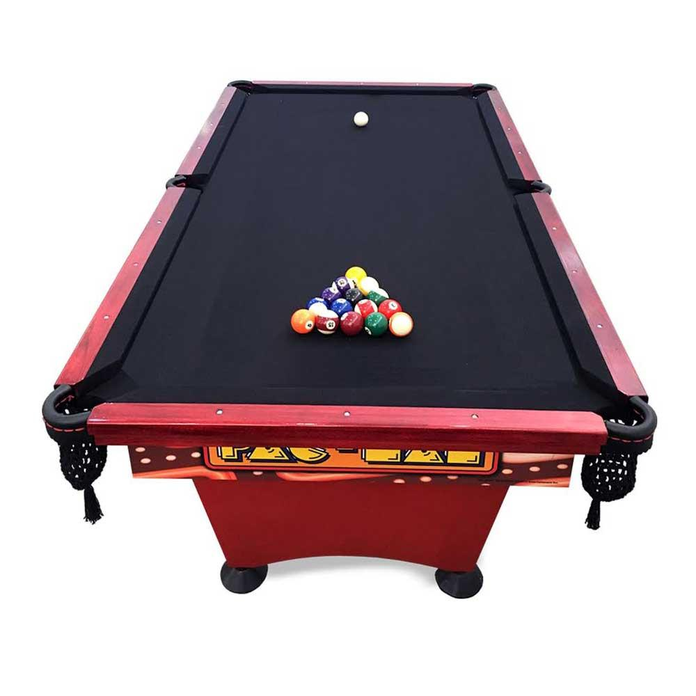 PAC-MAN POOL TABLE