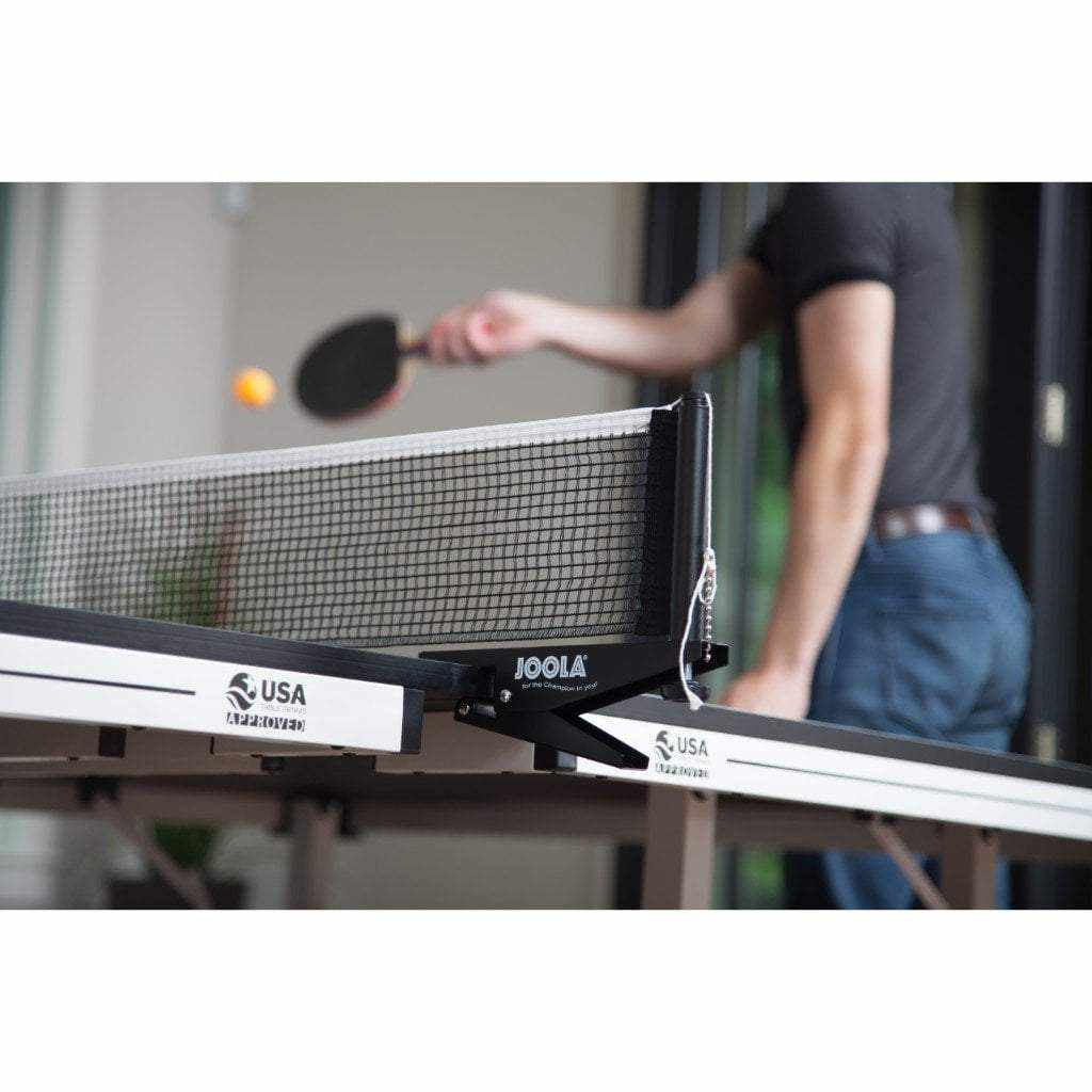 JOOLA Drive 1500 Table Tennis Table with Net Set (15mm Thick)