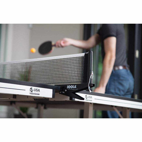Image of JOOLA Drive 1800 Table Tennis Table with Net Set (18mm Thick)