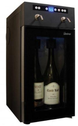 Image of 2 Bottle Wine Dispenser