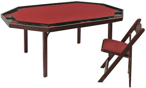 Deluxe Folding Game Table