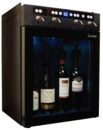 4-Bottle Wine Dispenser