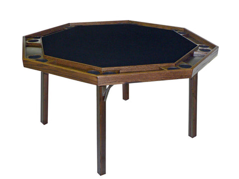 Contemporary Folding Poker Table