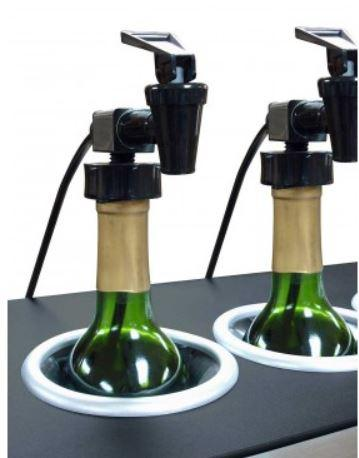 Vinotemp Wine Dispenser Systems for Open Bottle Wine Coolers - Price Varies