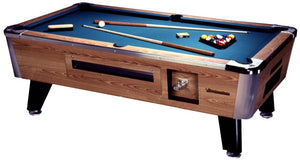 Great American Monarch Coin Operated Pool Table