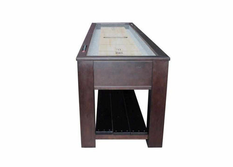 Image of Berner Billiards The Aspen 9 foot - 2 in 1 Shuffleboard & Console Table