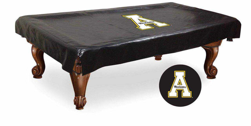Appalachian State Billiard Table Cover