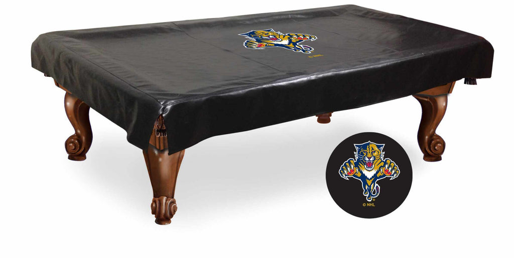 Florida Panthers Billiard Table Cover