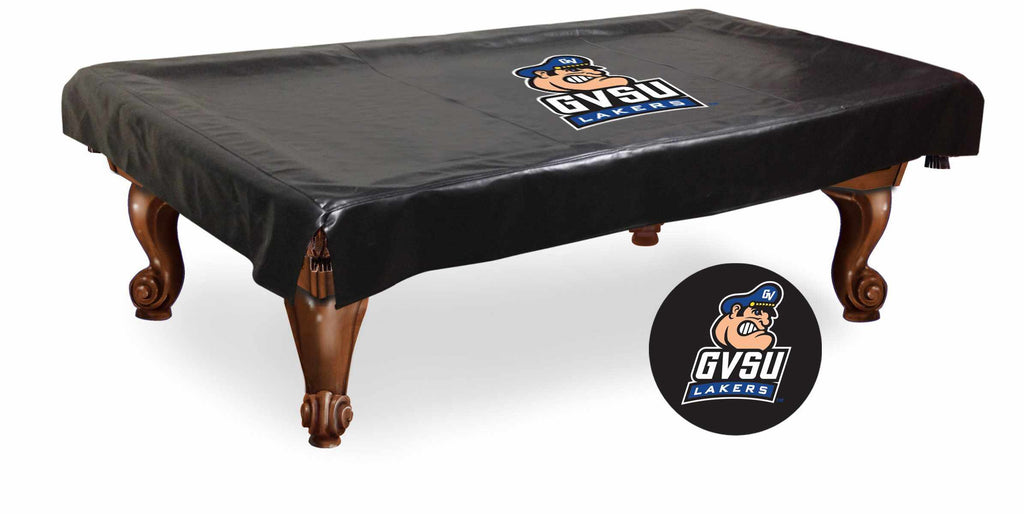 Grand Valley State Billiard Table Cover