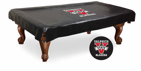 Valdosta State Billiard Table Cover