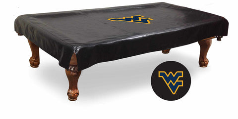 West Virginia Billiard Table Cover