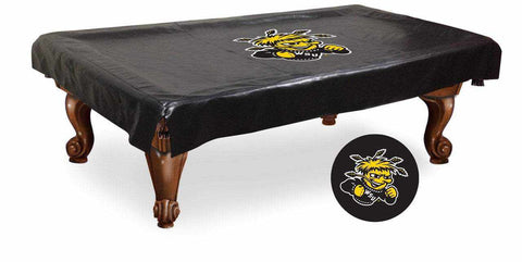 Wichita State Billiard Table Cover