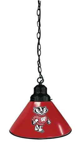 "Image of Wisconsin ""Badger"" Pendant Light"