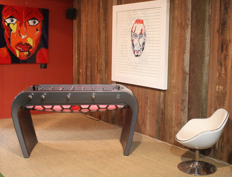 Blackball Foosball - Design Collection - Debuchy by Toulet