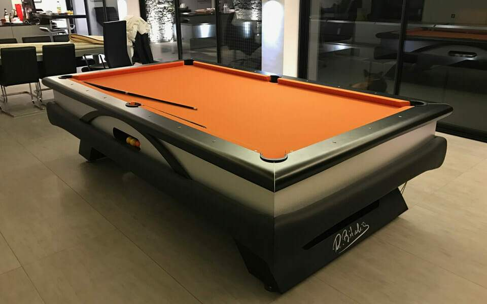 Bitalis Pool Table - Competition Collection - Billards Toulet