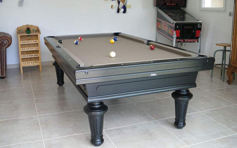 Emperor Pool Table - Classic Collection - Billards Toulet