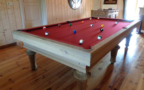 Image of Vintage Emperor Pool Table - Classic Collection - Billards Toulet