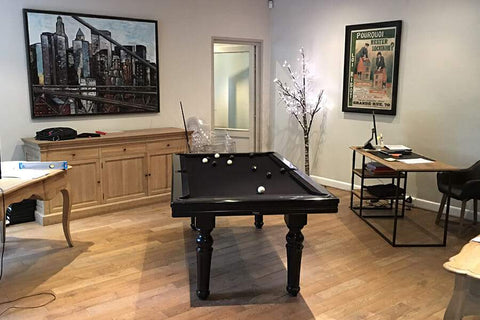 Excellence Pool Table - Classic Collection - Billards Toulet