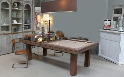 Factory Pool Table - Contemporary Collection - Billards Toulet