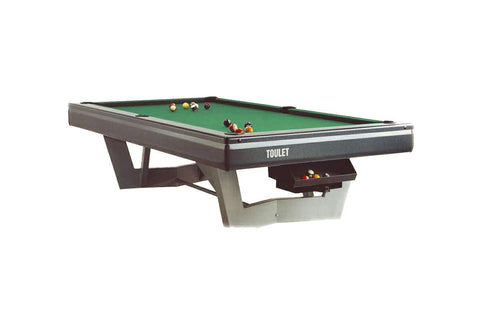 Hitec Pool Table - Contemporary Collection - Billards Toulet