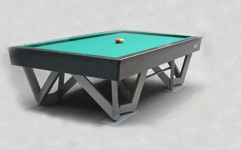 Image of Inter 900 Pool Table - Competition Collection - Billards Toulet