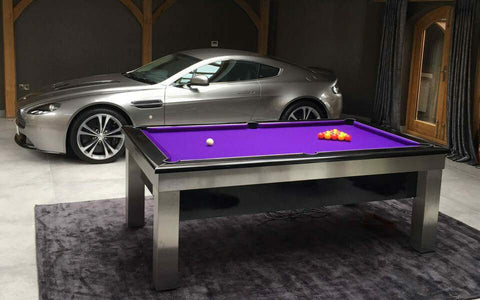 Image of Lambert Pool Table - Design Collection - Billards Toulet