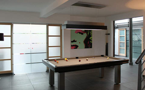 Image of Loft Pool Table - Design Collection - Billards Toulet