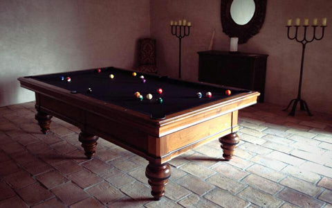 Image of Rochevilaine Pool Table - Classic Collection - Billards Toulet