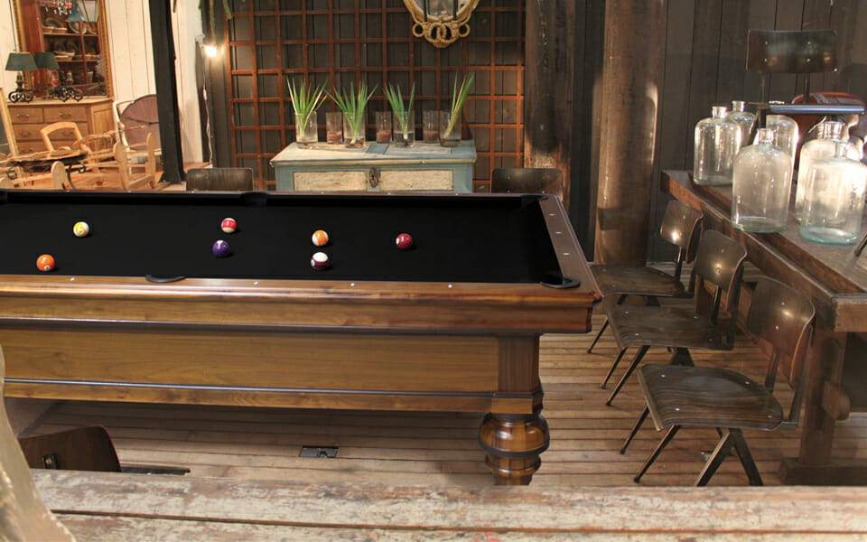 Rochevilaine Pool Table - Classic Collection - Billards Toulet