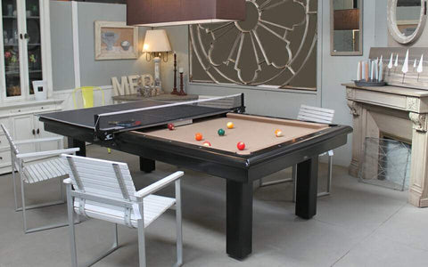 Image of Roundy Pool Table - Contemporary Collection - Billards Toulet