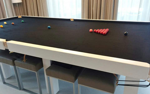 Snooker Pool Table - Competition Collection - Billards Toulet