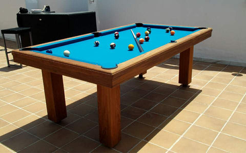 Image of Teck Pool Table - Contemporary Collection - Billards Toulet