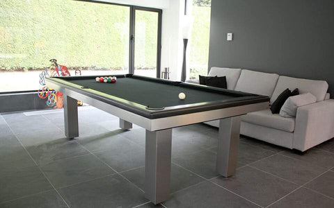 Image of Full Loft Pool Table - Design Collection - Billards Toulet