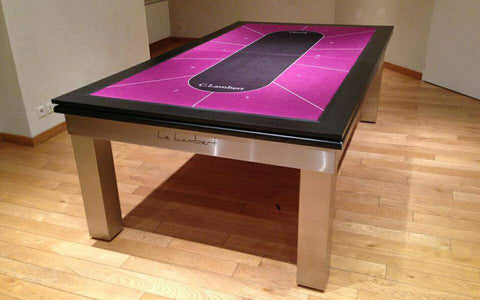 Lambert Table Pool Table - Design Collection - Billards Toulet