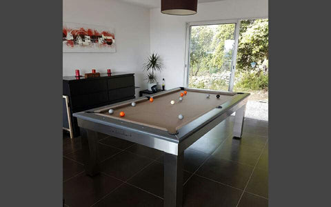 Image of Lambert Table Pool Table - Design Collection - Billards Toulet