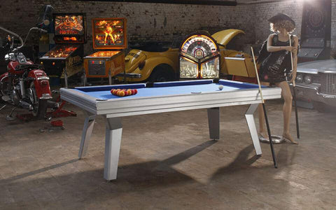 Pop Pool Table - Design Collection - Billards Toulet