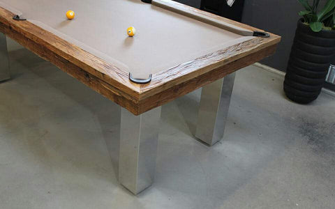 Megeve Pool Table - Design Collection - Billards Toulet