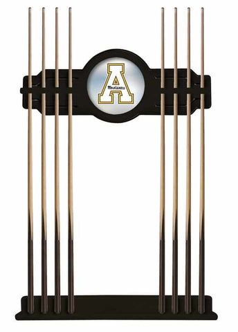 Image of Appalachian State Cue Rack in Black Finish