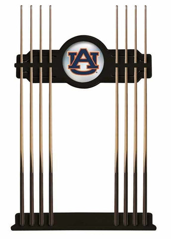 Image of Auburn Cue Rack in Black Finish